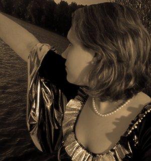 Farewell Mel (c) in medias res by Melinda Kucsera