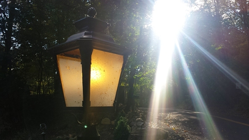 Light  (c) in medias res by Melinda Kucsera