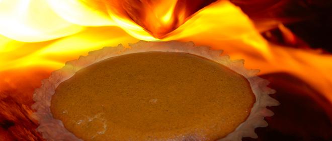 Baking Pie (c) in medias res by Melinda Kucsera