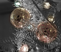 Christmas Balls (c) in medias res by Melinda Kucsera