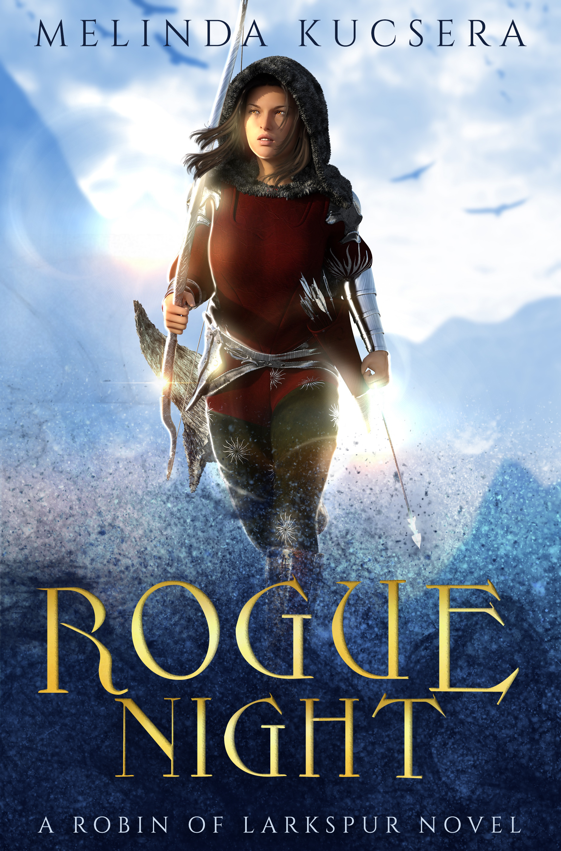 Get Rogue Night today