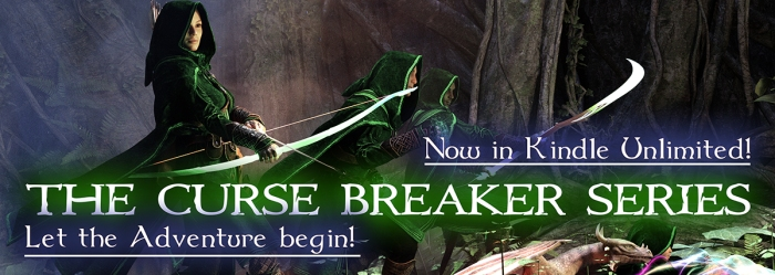 All the Curse Breaker books